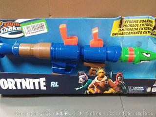 NERF Fortnite RL Super Soaker Water Blaster