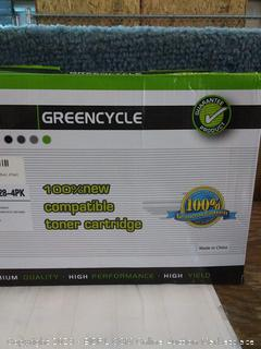 GreenCycle toner
