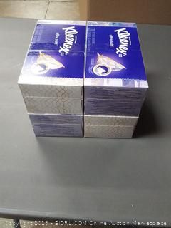 Kleenex Ultra Soft Tissues,120 Count, 4 Pack