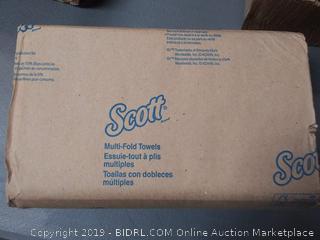 Scott Multiple Fold Paper Towels, 250 Each, 8 Pack