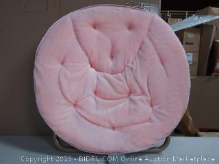 Urban Saucer Chair - Pink