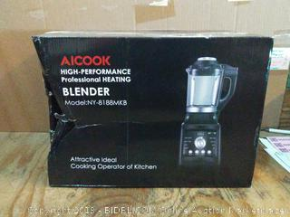 Alcook high performance professional Heating blender