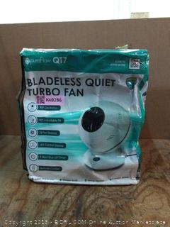 pureflow bladeless quiet turbo fan