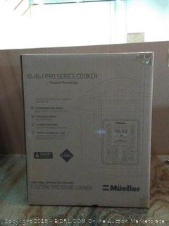 Mueller electric pressure cooker