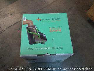 human touch reflex soothe foot and calf massager