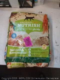 Rachael Ray Nutrish premium food for cats 14 pounds