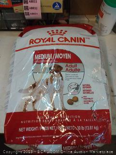 royal canin adult dog food 30 lbs 1