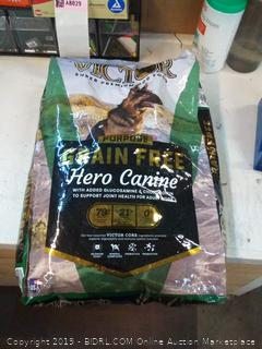 VICTOR Purpose - Grain Free Hero Canine, Dry Dog Food, 30 Lb. Bag