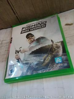 Xbox One fishing