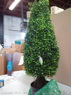 Artificial Boxwood Plant