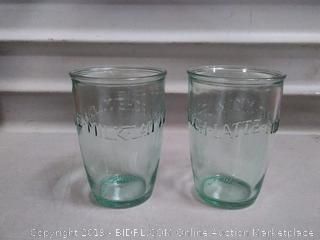 Box of Drinking Glasses