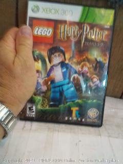 Xbox 360 Lego Harry Potter