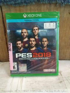 Xbox One pes2018