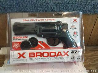 723364521096 - Umarex 2252109 Brodax7 Co2 Powered .177 BB