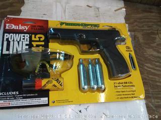 039256854150 - Daisy® Powerline 415 Semiautomatic CO₂ Pistol