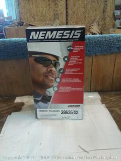 Nemesis safety eyewear
