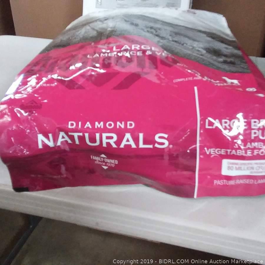 diamond naturals large breed puppy