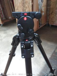 Manfrotto Pro Video Support System Tripod