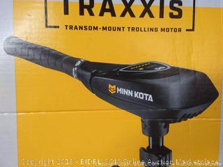 029402032587 - Minn Kota Traxxis 55 Transom - mount 12V 55 lb (Online $408+)