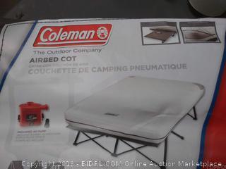 Coleman 2000020270 Cot Queen