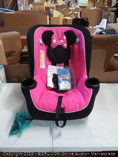 Minnie Mouse convertible car seat