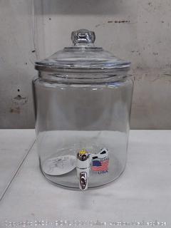 Heritage Hill jar beverage dispenser, 2 gallon
