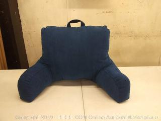 Pillow Brentwood Corduroy Bedrest Support TV Lounger Living