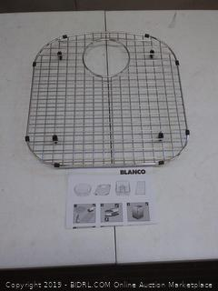 Blanco 220994 Stainless Steel Sink Grid (Fits Wave Plus Large Bowl)