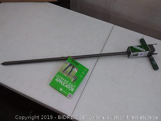 "Yard Butler 37"" Mole & Gopher Bait Applicator Tool"