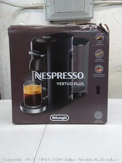 Nespresso ENV155T VertuoPlus Deluxe Coffee and Espresso