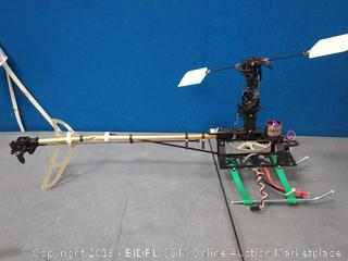 RC Controlled Helicopters, Parts, Radios, and Electronics