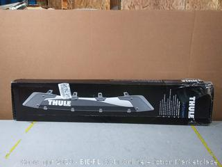 Thule air screen roof rack accessory (online $119)