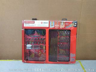CFM Craftsman Bits 300-Piece Drill Kit Power Tool Accessories