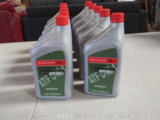 Honda DW-1 Automatic Transmission Fluid, 1 Quart, Pack of 10