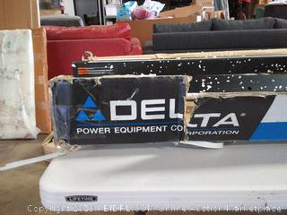 Delta Power Equipment Fence System Auction (Online $219)