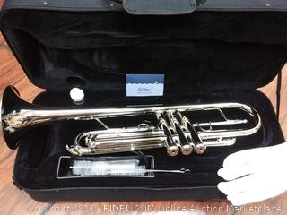 Eastar ETR 380 N trumpet hard case and cleaning kit