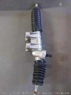 steering gearbox assembly for golf cart