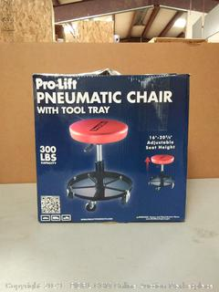 Pro-Lift C-3001 Pneumatic Chair with 300 lbs Capacity