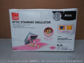 Attic Stairway Insulator 25 1/2 in x 54 in