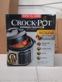 Crock-Pot Express Crock XL multi cooker