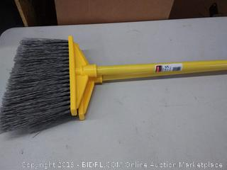 Rubbermaid yellow broom, 2 count