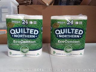 Quilted Northern EcoComfort, 12 rolls
