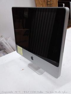 "iMac El Capitan Computer - 20"" Screen - Powers on - Professionally refurnished"