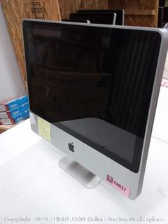 """iMac A1224 Computer - 20"""" Screen - Powers on - Professionally refurnished"""