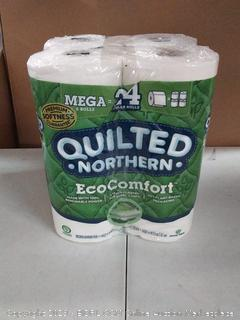 Quilted Northern Eco Comfort, 12 rolls