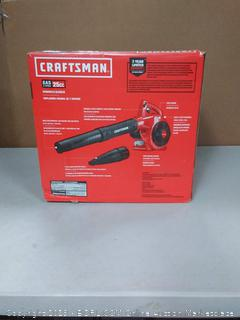 Craftsman Gas 2-cycle 25cc Handheld Blower (online $109)