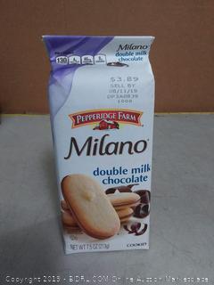 Pepperidge Farm Milano Double Milk Chocolate