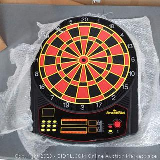 Cricket Pro 450 electronic soft-tip dart game