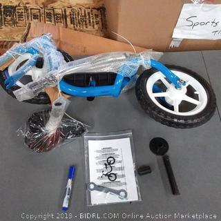 Kazam balance bike for Kids