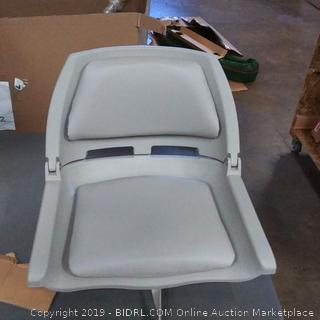 Attwood padded boat seat